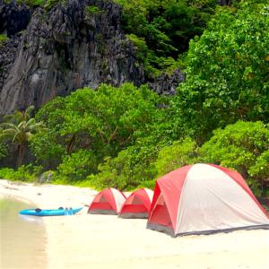 El Nido Camping