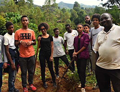 Service Learning Initiative in Uganda